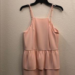 Blush Dress - Never Worn